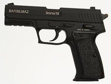 Пистолет Sarsilmaz ST10