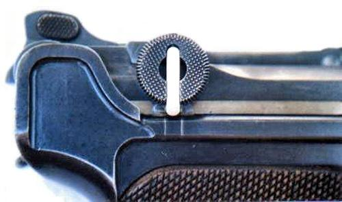 противовибрационная защелка пистолета Luger Pistole 1904