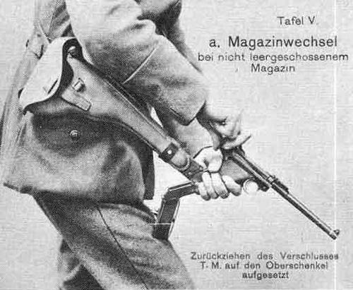 Luger P.17 9mm Parabellum