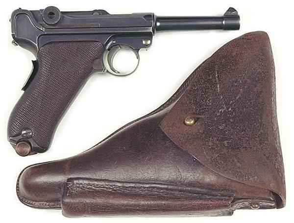Luger 1906 Portuguese M2 9mm Navy model