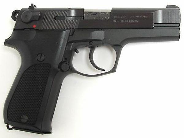 Пистолет Walther P88 Compact