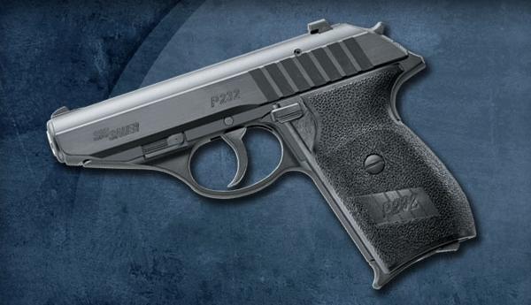 Пистолет Sig Sauer P232