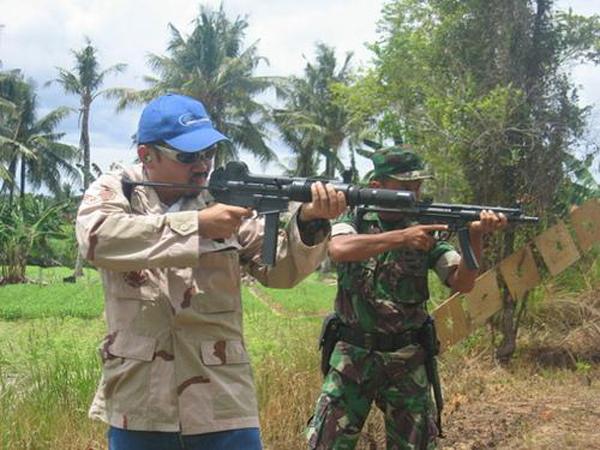 Пистолет-пулемет Daewoo K7
