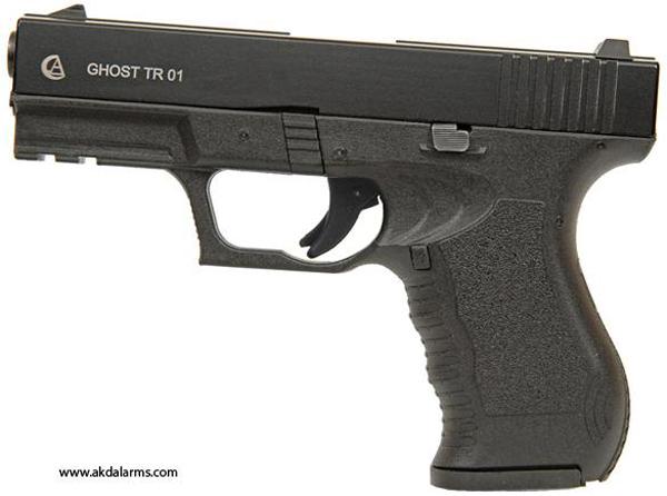 Пистолет Akdal Ghost TR-01