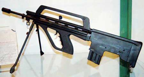 Штурмовая винтовка Khaybar KH-2002 / Iran Khaybar KH-2002 5,56x45 Assault Rifle