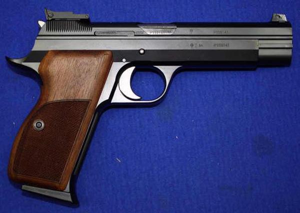 Sig Sauer P210 Legend калибр 9mm Prabellum (Германия)