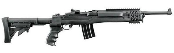 Винтовка Ruger Mini-14 Tactical Rifle