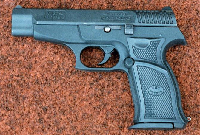 Пистолет WIST-94 (Польша) калибр 9mm Luger