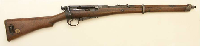 Карабин Lee-Metford Cavalry Carbine