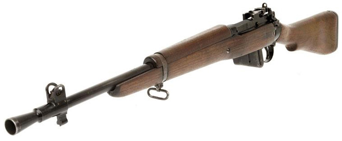 Карабин Lee-Enfield SMLE No.5 Mk 1 Jungle Carbine