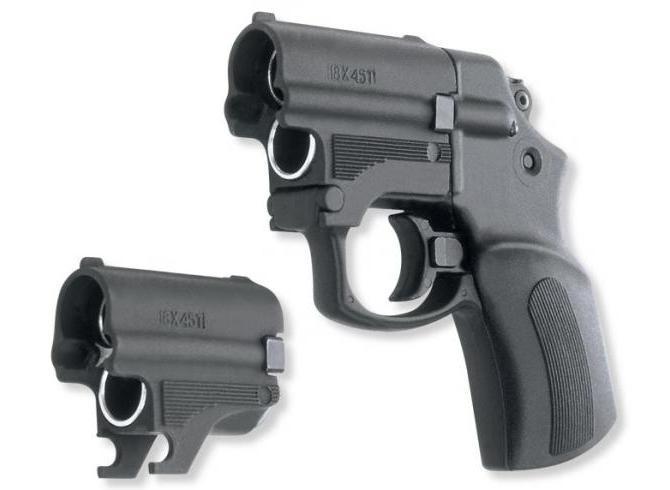 Инструкция на пистолет стражник