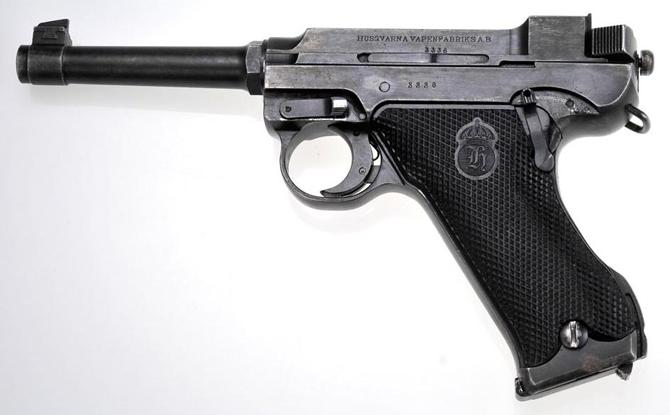 Пистолет m/40