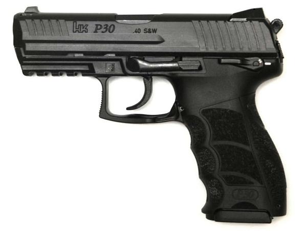 Пистолет HK P30S