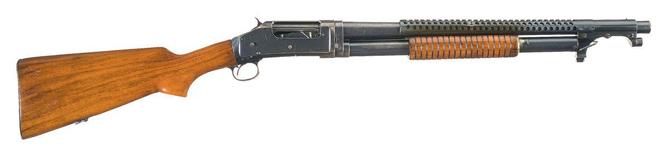 Ружье Winchester M1897 Trench Gun