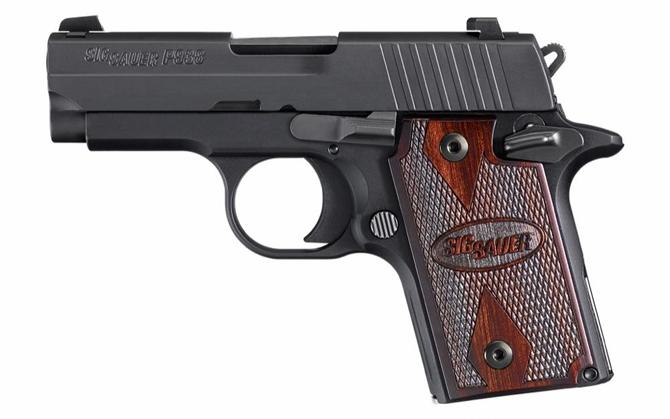 Пистолет Sig Sauer P938
