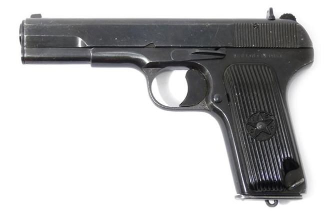 Пистолет ТТ-Т