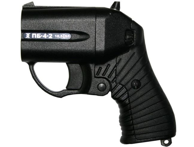 Относится ли травматический пистолет к огнестрельному оружию пб 2 инструкция