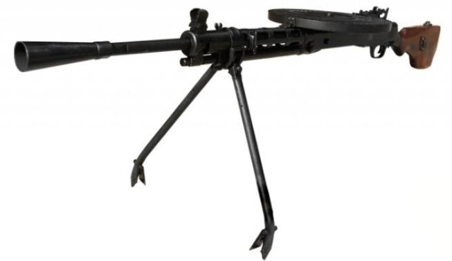 пулемет Дегтярева ДП-27-СХ