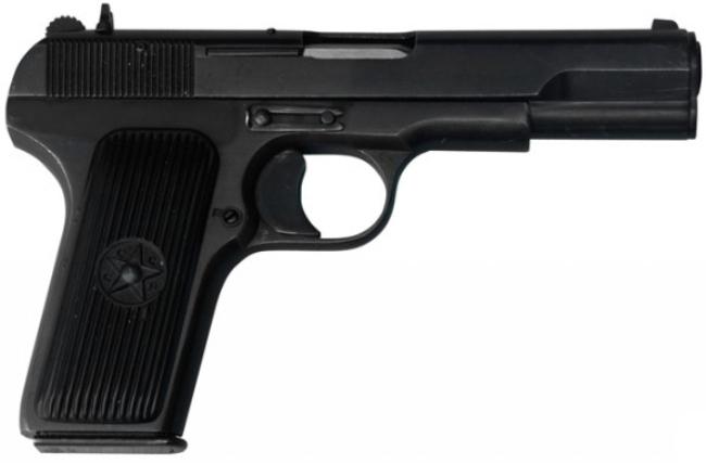 пистолет MA-TT-CX