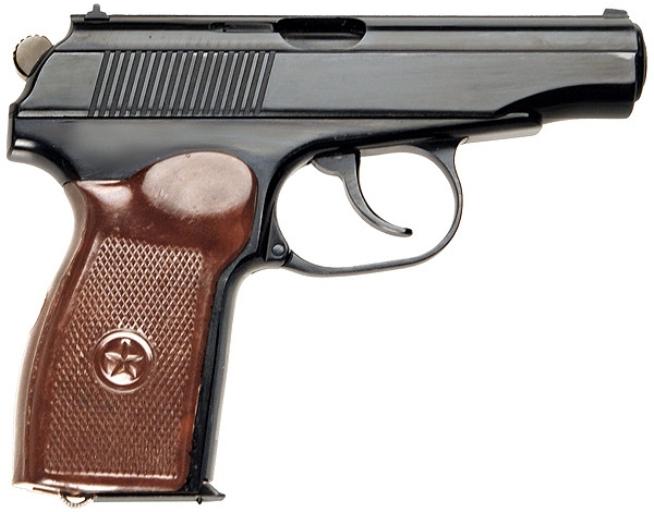 пистолет ПМ-СХ