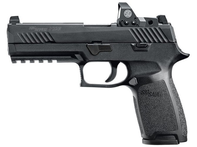 Sig Sauer P320 Full-Size