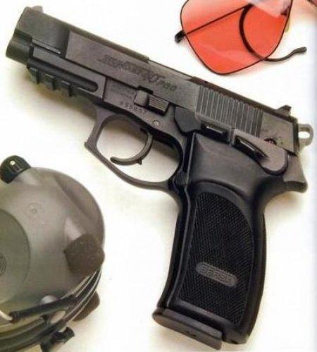 Пистолет Thunder 40 Pro