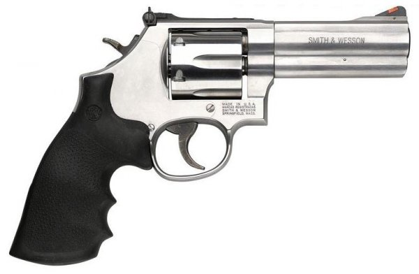 Американский револьвер Smith & Wesson Model 686