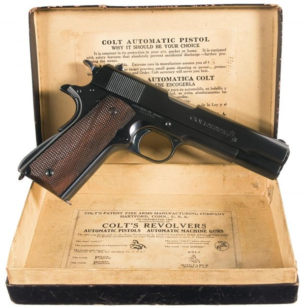 Colt Government ������������� � 1928 ����