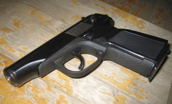 Травматический пистолет Иж-79-9Т-10 Макарыч
