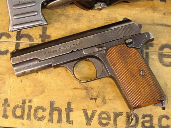 Пистолет Femaru 37М