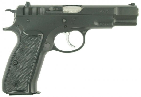 CZ 75 9mm self-loading pistol