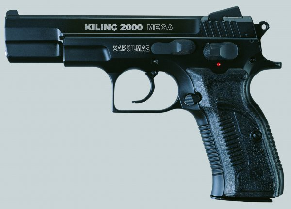 Пистолет Sarsilmaz Kilinc 2000 Mega