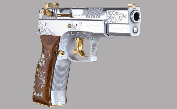 Пистолет Sarsilmaz K2