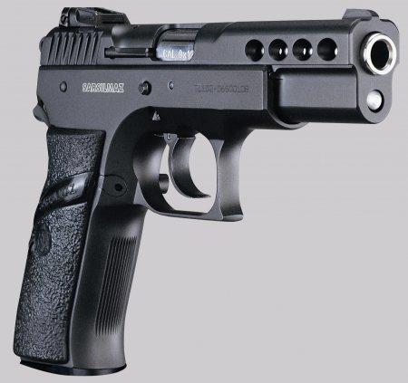 Пистолет Sarsilmaz Kama Long / P8L