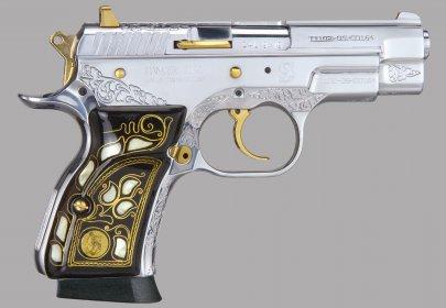 Пистолет Sarsilmaz K10C / Hancer 2000