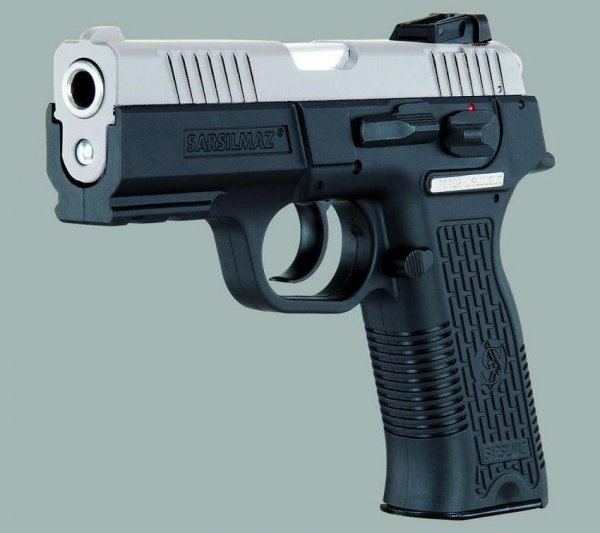 Пистолет Sarsilmaz CM9