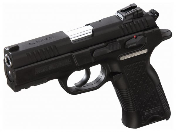 Пистолет Sarsilmaz Combat Master