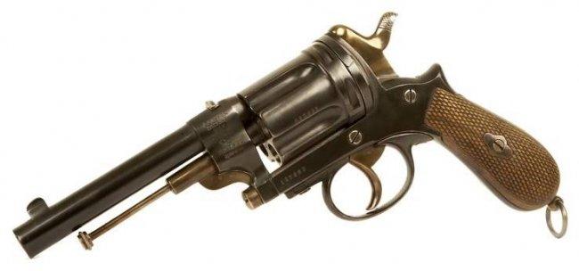Gasser M1870/74 Montenegrin / Гассер M1870/74 Черногорский