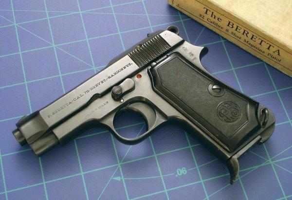 Пистолет Beretta M1935