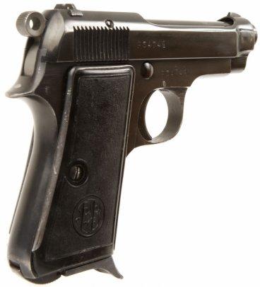 Пистолет Beretta M1934