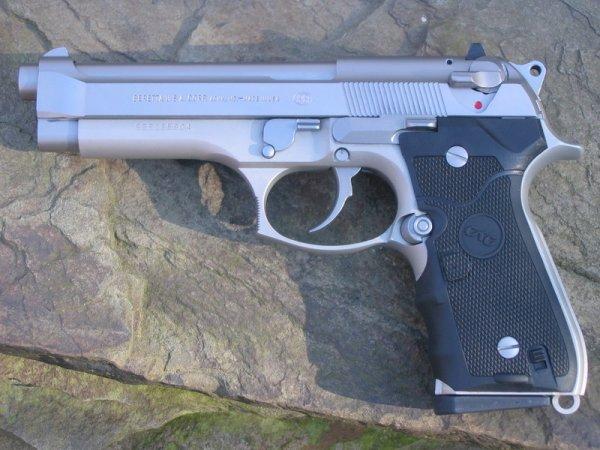 Beretta M 96 Inox