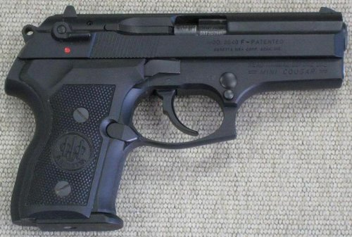 Пистолет Beretta M 8000 Mini Coguar F