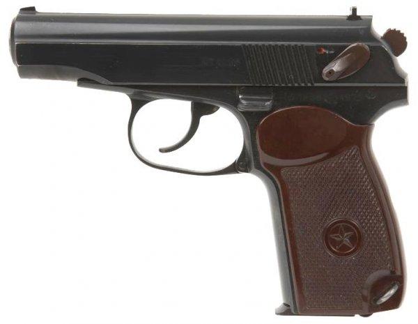 Пистолет Макарова / Russian Makarov pistol