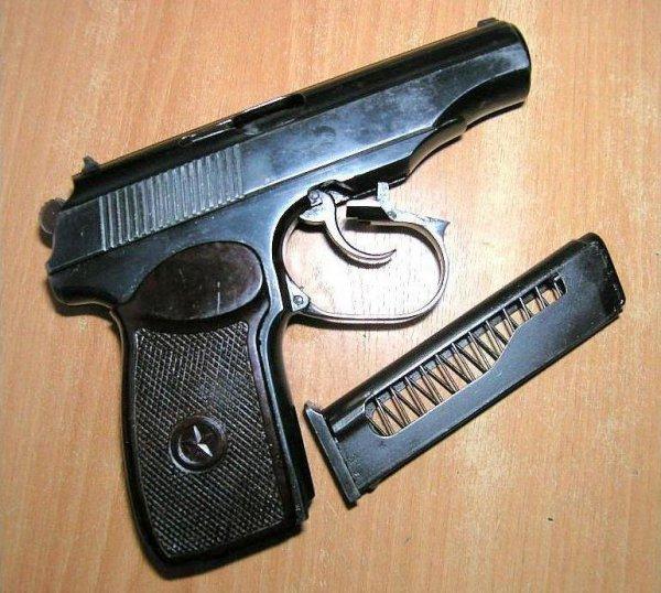 пистолет ПМ 1949 года