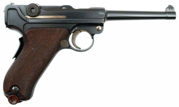 DWM model 1906 American Eagle калибра 7,65 мм