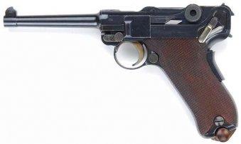 Пистолет Luger 1906 American Eagle калибра 7,65 мм
