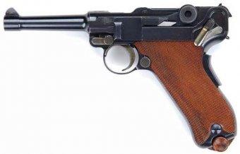 Пистолет Luger 1906 American Eagle калибра 9 мм