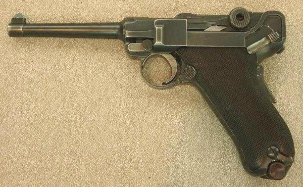 Luger 1906 Portuguese M2