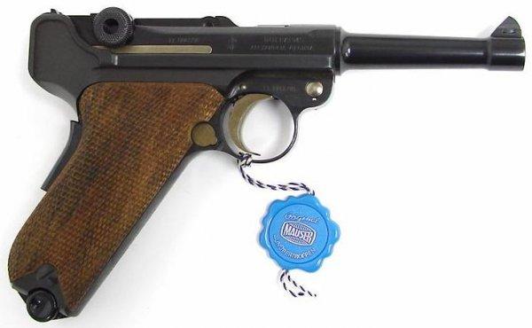 Mauser Luger 1970's vintage