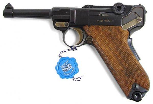 Mauser Parabellum 29/70 изготовленный в 1970 году